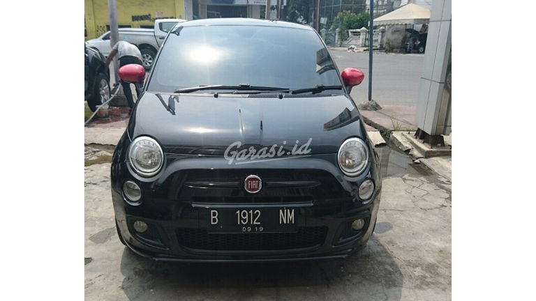 2013 Fiat 500 S - Good Contition Like New (preview-0)