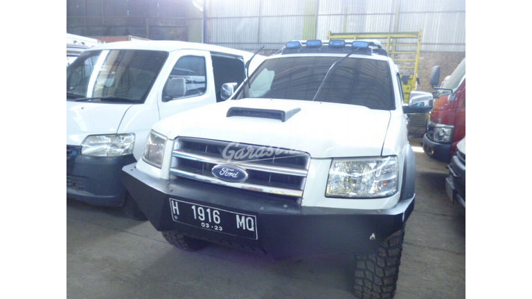 2007 Ford Ranger 4X4 XLT - Siap Pakai Dan Mulus (preview-0)