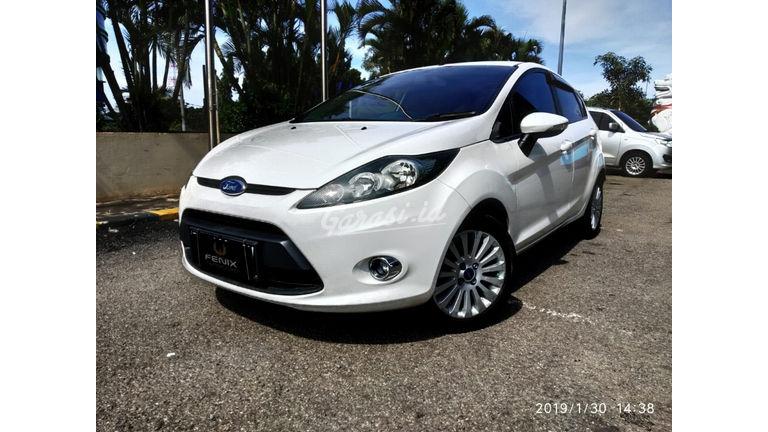 Jual Mobil Bekas 2012 Ford Fiesta Trend Jakarta Utara 00ea246