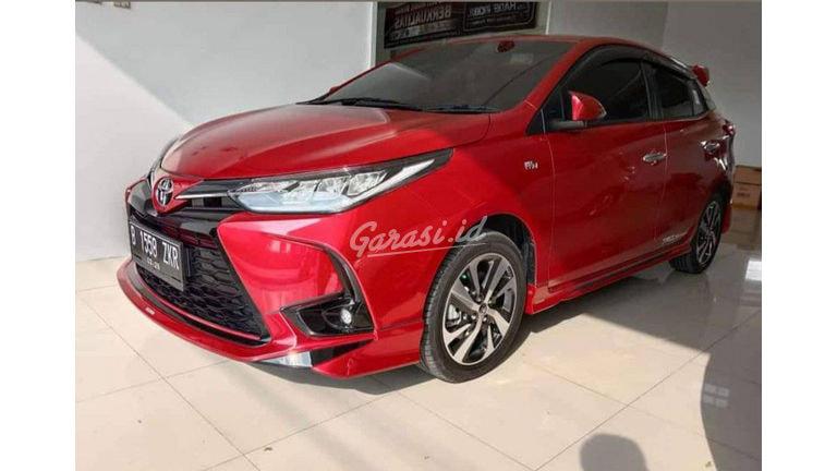 2021 Toyota Yaris S TRD SPORTIVO - Nyaman Terawat (preview-0)
