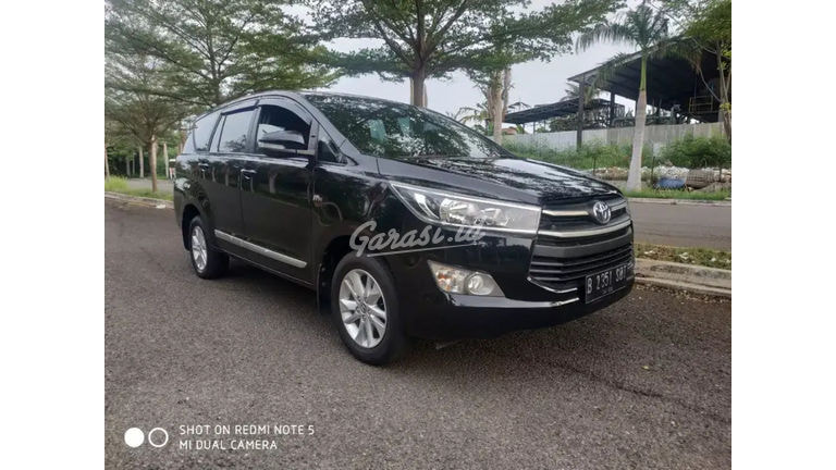 2017 Toyota Kijang Innova g reborn - Barang Cakep (preview-0)