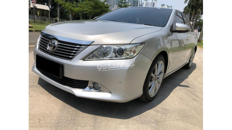 2012 Toyota Camry G (preview-0)