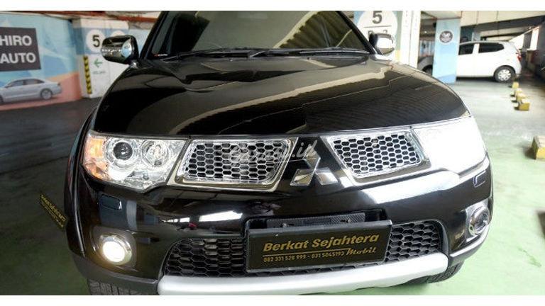 2012 Mitsubishi Pajero Sport Dakar - Siap Pakai Dan Mulus kilometer rendah (preview-0)