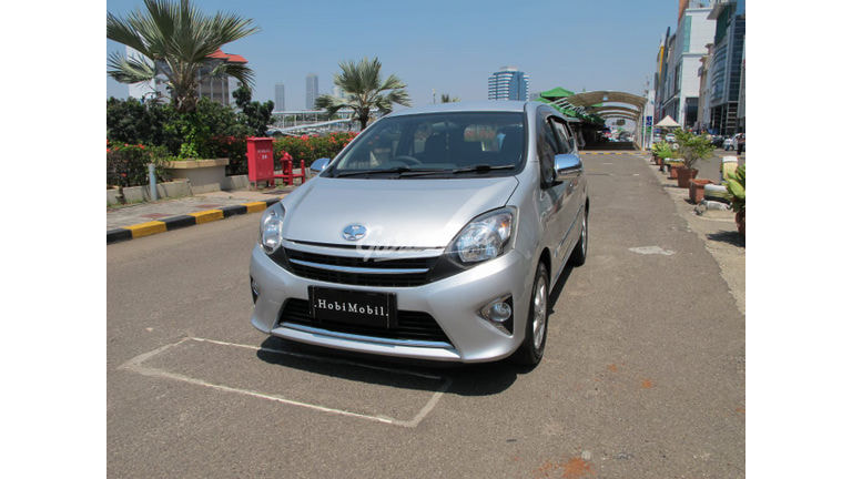 2014 Toyota Agya G - Good Condition Like New (preview-0)