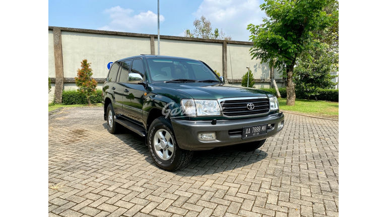 2000 Toyota Land Cruiser VX100 LIMITED (preview-0)