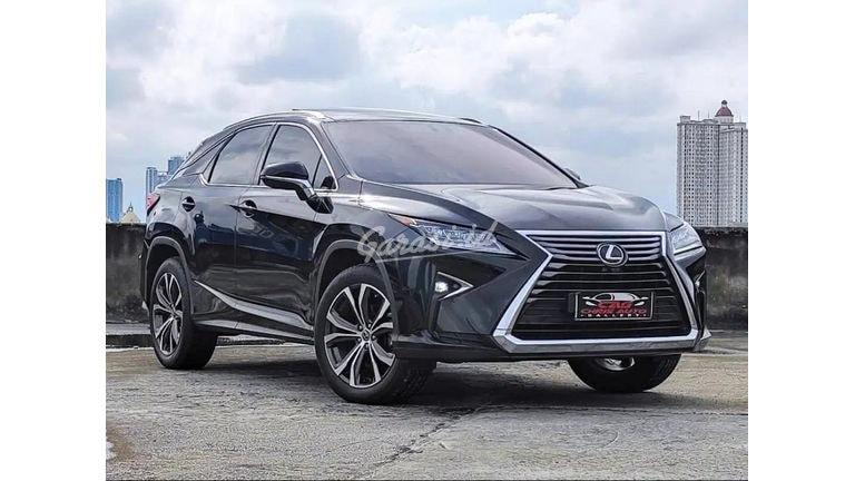 2018 Lexus RX 300 - Mobil Pilihan (preview-0)