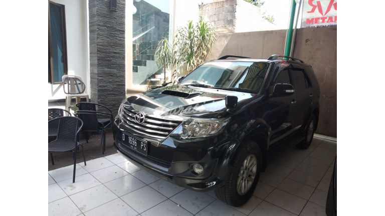 2013 Toyota Fortuner G - Matic Good Condition Harga Murah Tinggal Bawa (preview-0)