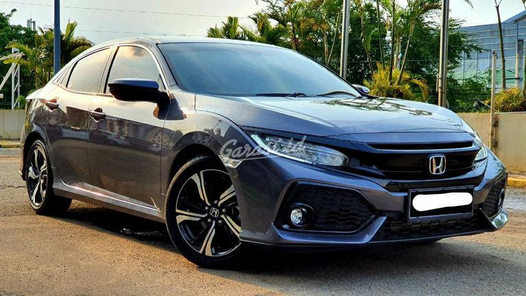 2018 Honda Civic turbo e hatchback - Mobil Pilihan (preview-0)