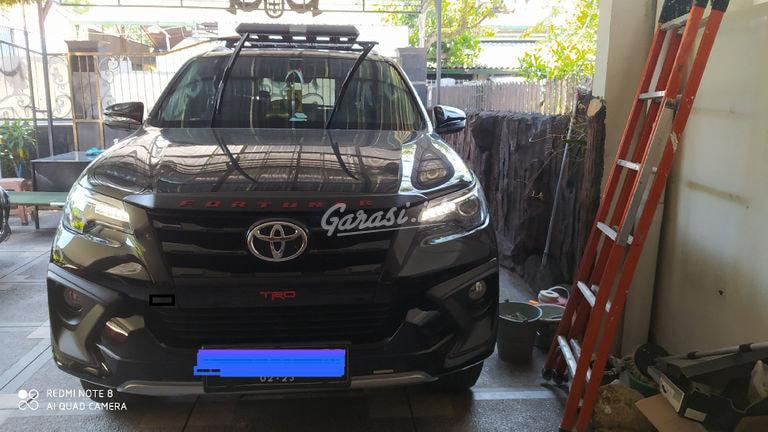 2018 Toyota Fortuner TRD Sportivo - Murah Dapat Mobil Mewah (preview-0)