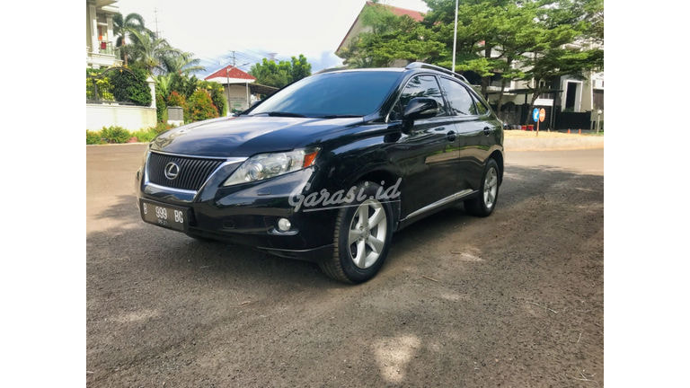 2010 Lexus RX 270 (preview-0)