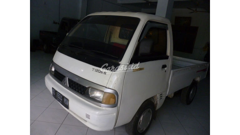 1996 Mitsubishi T120 Ss PICKUP - Terawat Siap Pakai (preview-0)