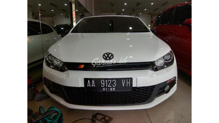 2012 Volkswagen Scirocco at - Nyaman Terawat (preview-0)