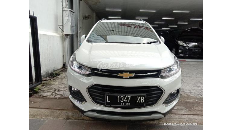 2017 Chevrolet Trax LTZ TURBO - Mobil Pilihan (preview-0)
