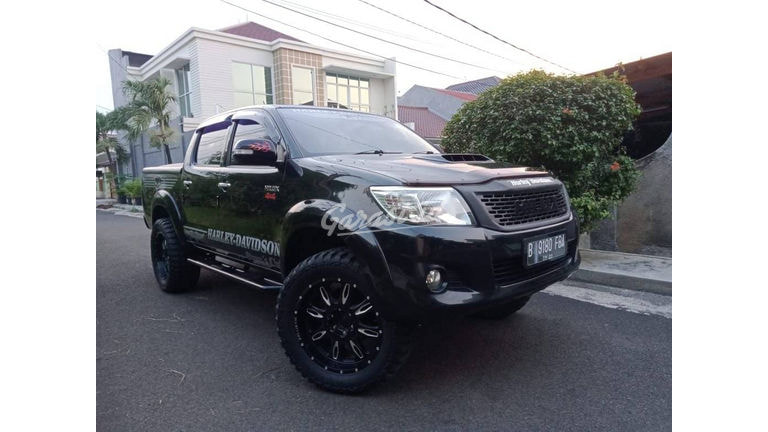 2013 Toyota Hilux G DOUBLE CABIN (preview-0)