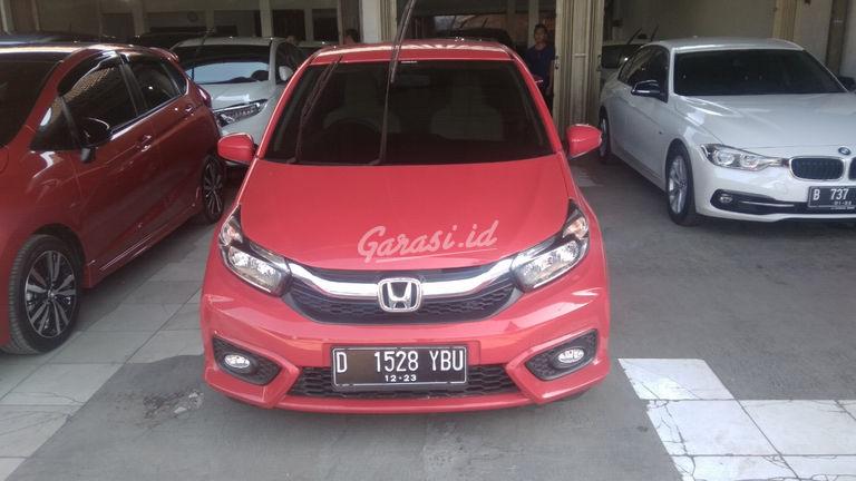 2018 Honda Brio satya - Siap Pakai Mulus Banget (preview-0)