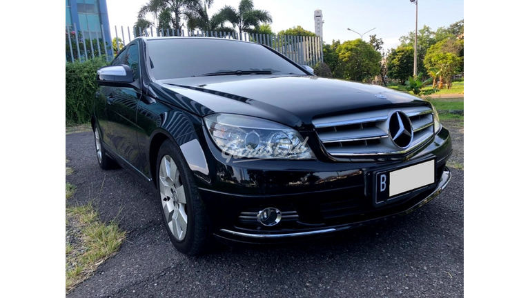 2008 Mercedes Benz C-Class C200 AVANGARD (preview-0)