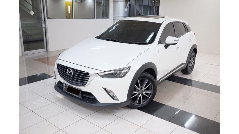 2017 Mazda CX-3 GT - Mobil Pilihan (preview-0)