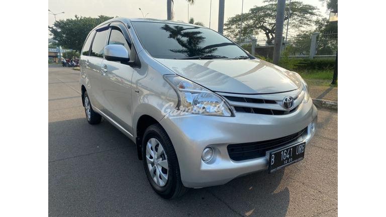 2013 Toyota Avanza E (preview-0)