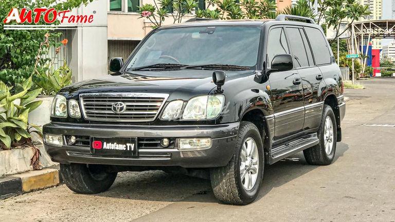 2005 Toyota Land Cruiser VX (preview-0)