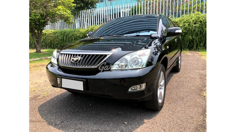 2010 Toyota Harrier 240G (preview-0)