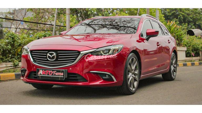 2018 Mazda 6 skyactiv - Mobil Pilihan (preview-0)
