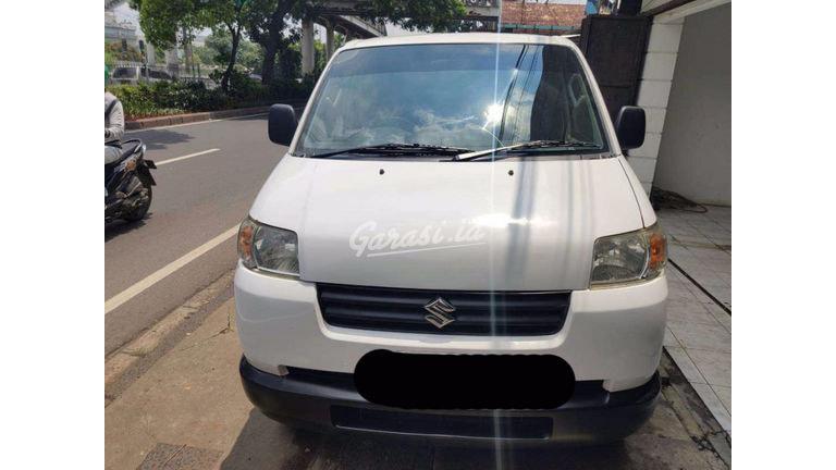 2014 Suzuki APV blind van - Siap Pakai (preview-0)