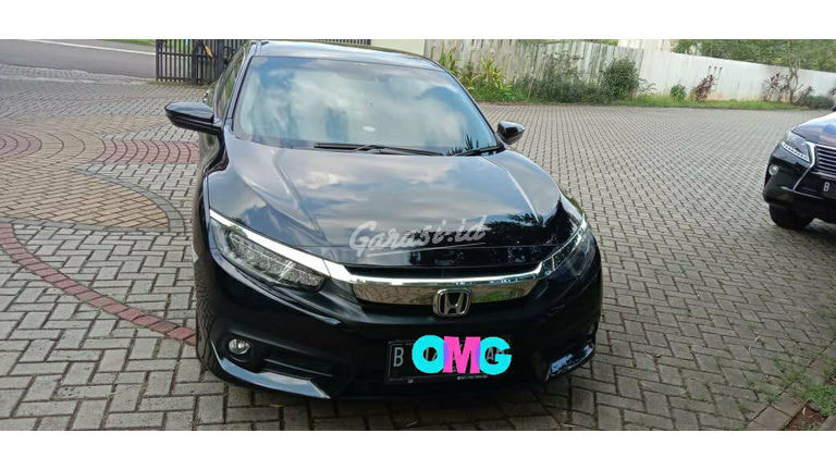 2017 Honda Civic ES - Honda Civic Turbo 2017 Istimewa (preview-0)