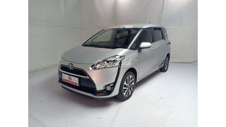 2018 Toyota Sienta V CVT - Mobil Pilihan (preview-0)