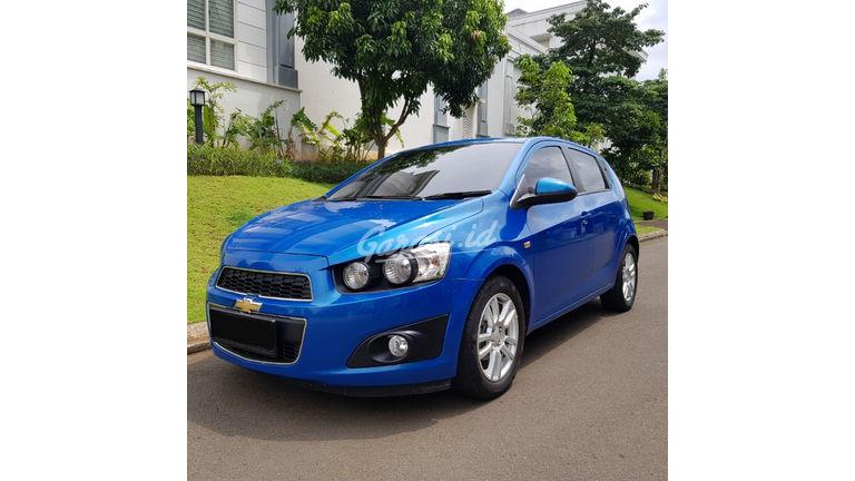2012 Chevrolet Aveo LT - Harga Bersahabat (preview-0)