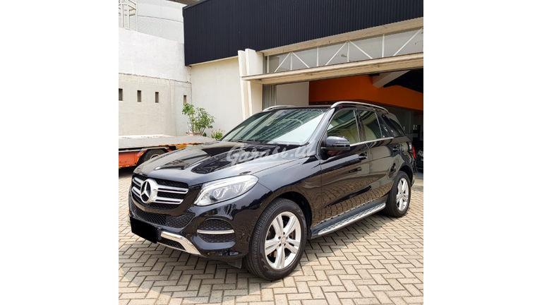 2016 Mercedes Benz GLE 400 - Mobil Pilihan (preview-0)