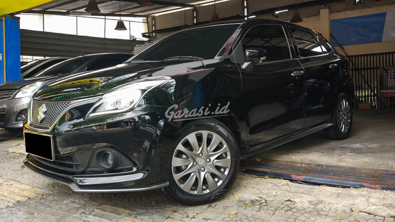 2019 Suzuki Baleno 1.5 AT - Mobil Pilihan (preview-0)
