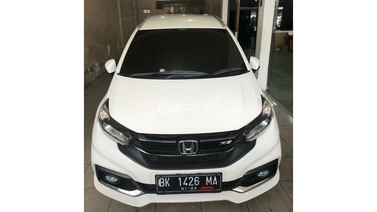 2017 Honda Mobilio rs cvt - Mobil Pilihan (preview-0)