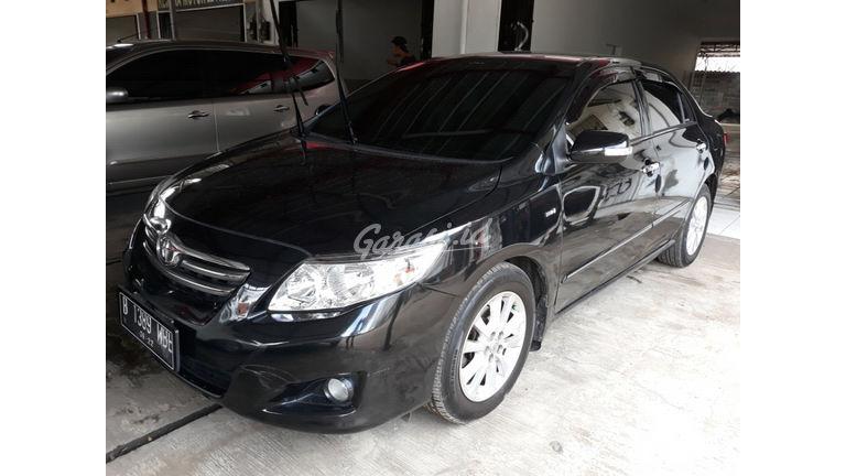 Jual Mobil Bekas 2009 Toyota Corolla Altis G Jakarta Selatan 00da877 Garasi Id