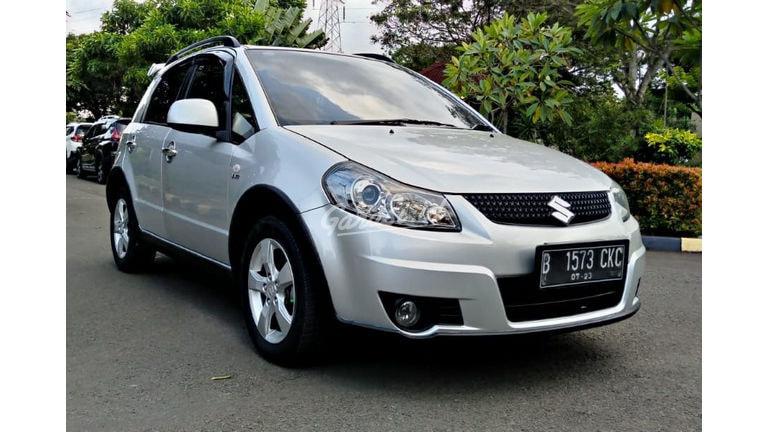 2013 Suzuki Sx4 Hatchback X-OVER - Mulus Siap Pakai (preview-0)