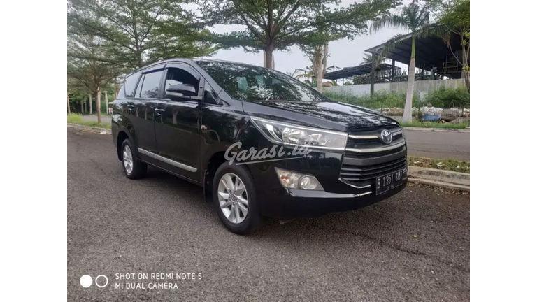 2017 Toyota Kijang Innova g reborn - Barang Bagus Siap Pakai (preview-0)
