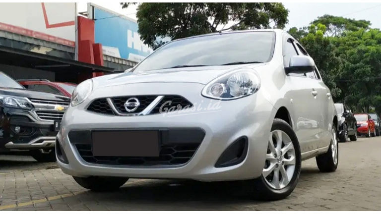 2014 Nissan March 1.2 - Mobil Pilihan (preview-0)