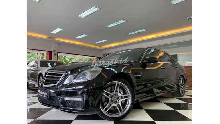 2012 Mercedes Benz E-Class E63 AMG - Antik (preview-0)