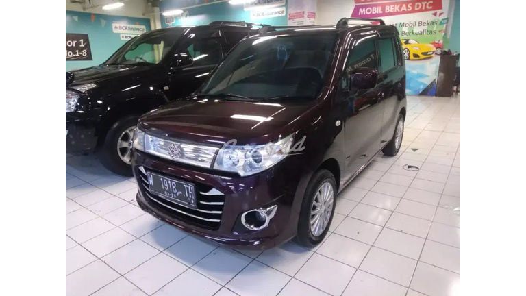 2016 Suzuki Karimun Wagon R GX - Terawat & Siap Pakai (preview-0)