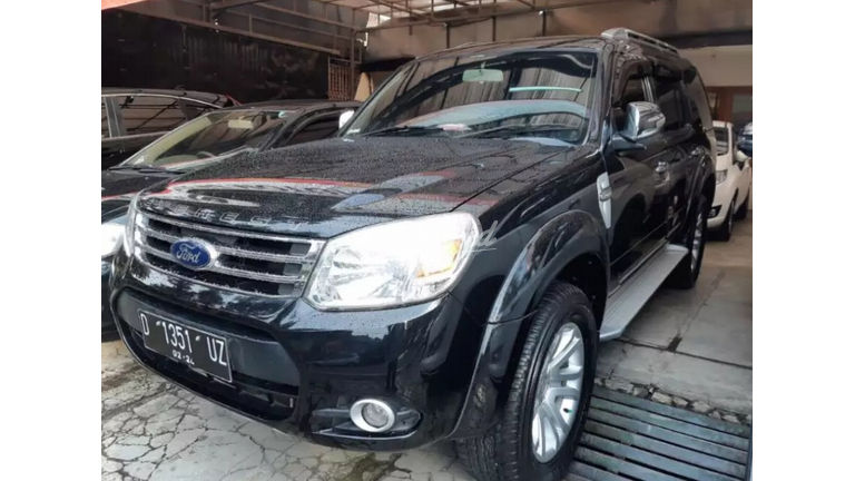 2013 Ford Everest Limited AT - Barang Mulus (preview-0)