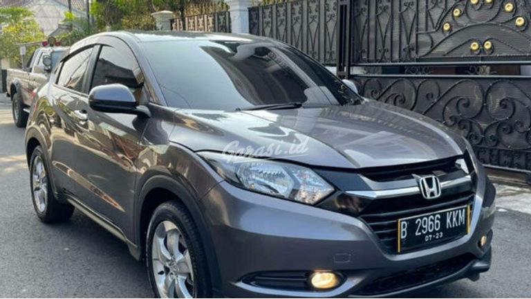 2018 Honda HR-V S CVT - Mobil Pilihan (preview-0)