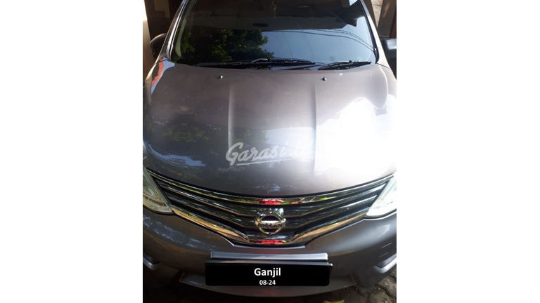 2014 Nissan Grand Livina SV (preview-0)