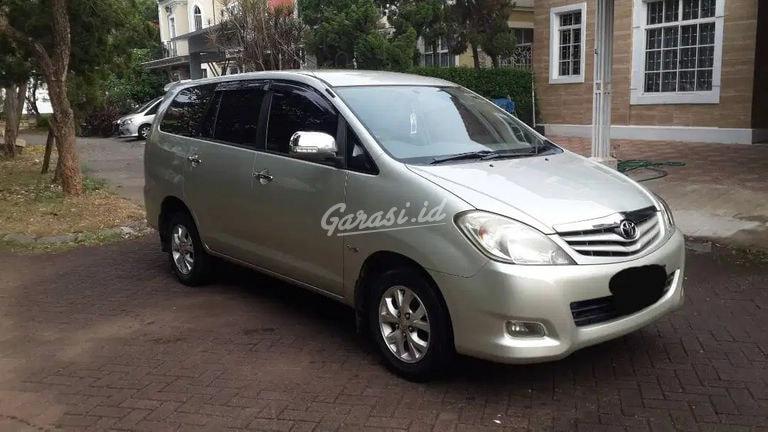 2008 Toyota Kijang Innova v - Barang Cakep (preview-0)