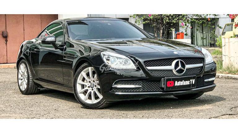 2013 Mercedes Benz Slk 200 CGI (preview-0)
