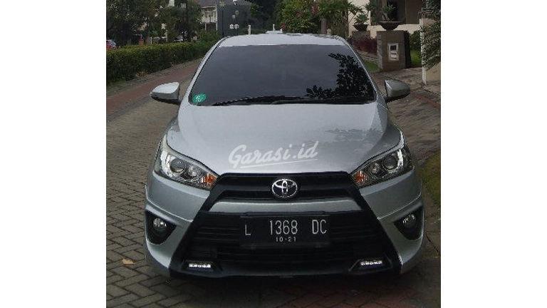 2016 Toyota Yaris trd sportivo - Kondisi Ok & Terawat (preview-0)