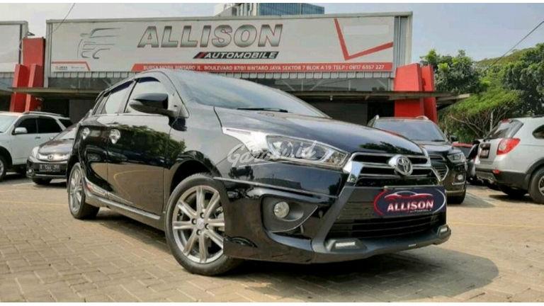 2015 Toyota Yaris TRD - istimewa bro (preview-0)