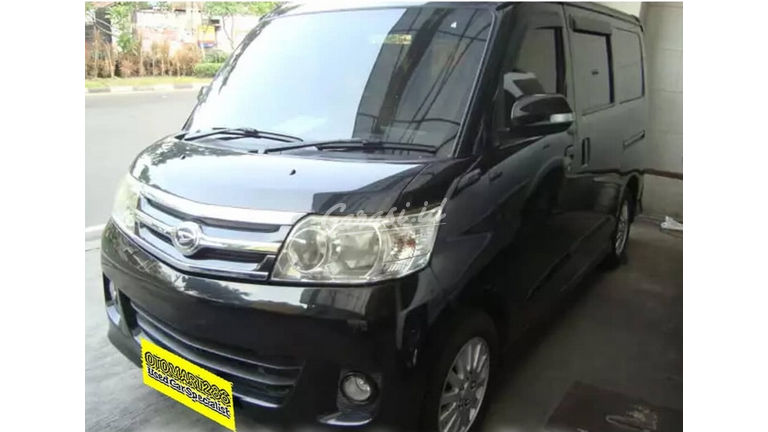 2009 Daihatsu Luxio X - Istimewa siap pakai (preview-0)