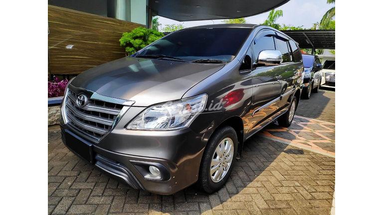 2014 Toyota Kijang Innova G 2.0 - Mobil Pilihan (preview-0)