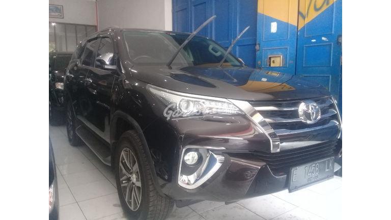 2017 Toyota Fortuner VRZ - Mulus Siap Pakai (preview-0)