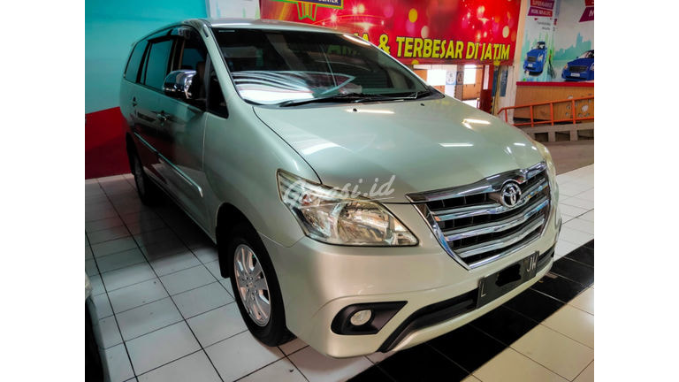 2014 Toyota Kijang Innova G - Cash/ Kredit (preview-0)