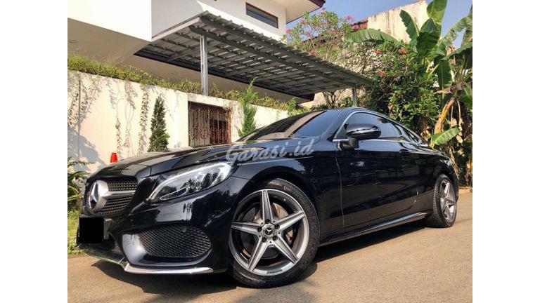 2018 Mercedes Benz C-Class C200 COUPE - Sangat Istimewa (preview-0)